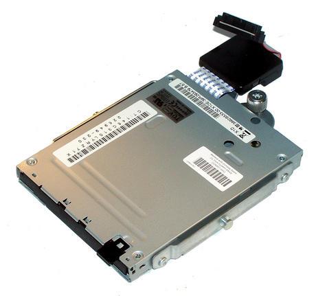 HP 226949-230 ProLiant DL380 G2 G3 G4 Slimline 1.44MB Floppy Drive SPS228507-001
